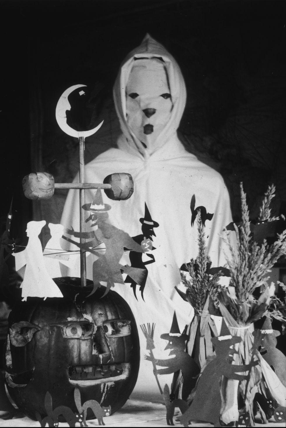 20 винтажных фотографий с Хэллоуина (галерея 0, фото 14)