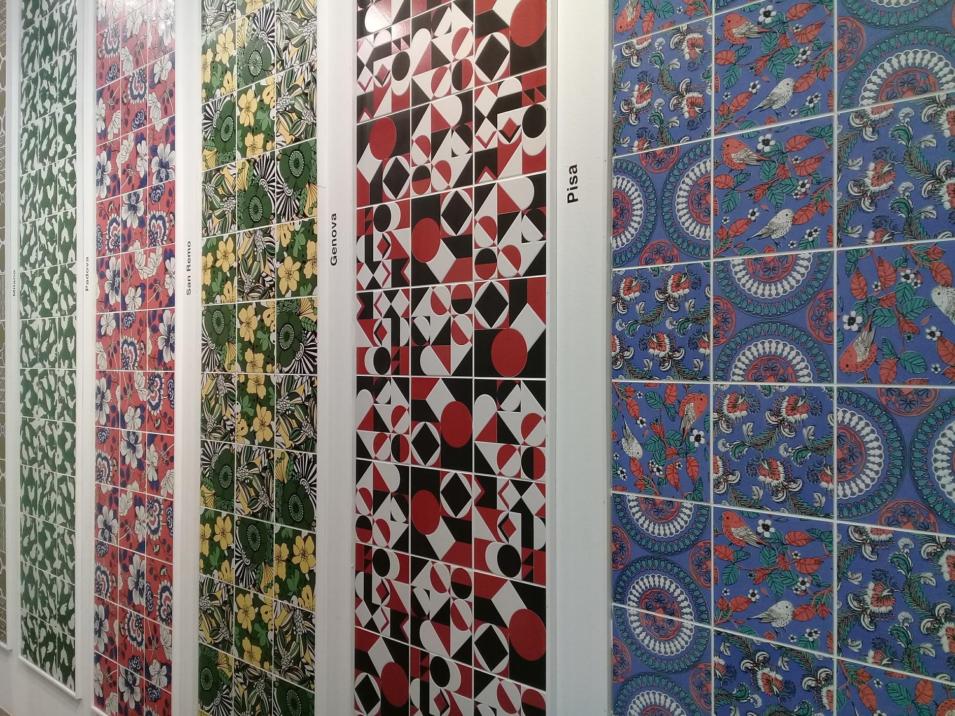 15 новинок выставки Cersaie — керамика как искусство (галерея 16, фото 2)