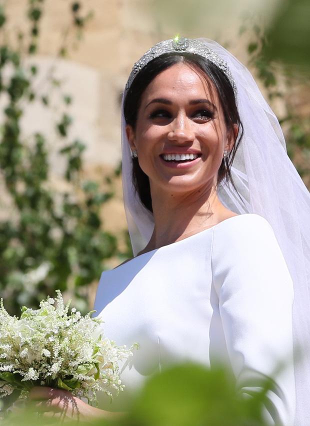 Свадебный букет Меган Маркл (фото 1)