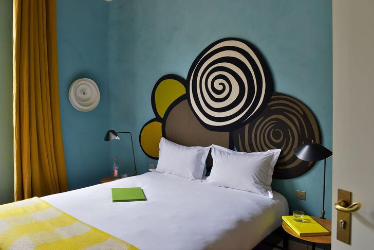 Отель Le Cloître в Провансе: проект Индии Мадави (фото 12)
