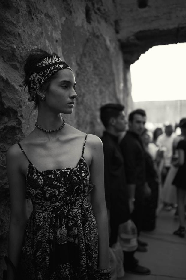 ELLE инсайдер: что происходило на бэкстейдже показа Dior Cruise 2020 (фото 3)