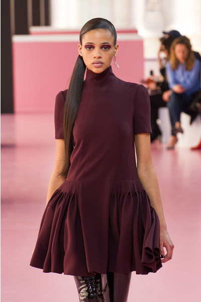 Главные тренды осень-зима 2015 | галерея [6] фото [5] Christian Dior