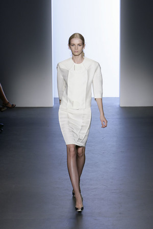Показ Calvin Klein коллекции сезона Весна-лето 2009 года prêt-à-porter - www.elle.ru - Подиум - фото 72254