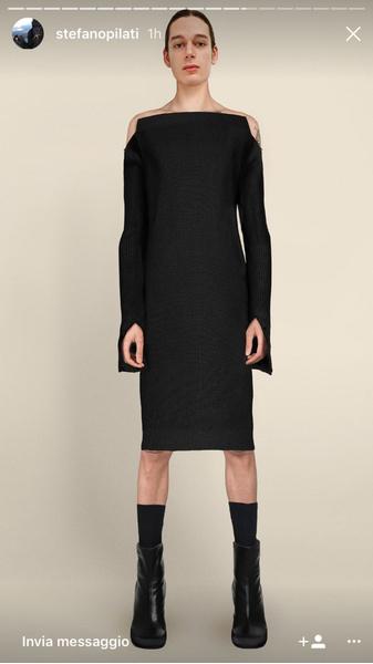 Бывший креативный директор Yves Saint Laurent запускает свой бренд одежды | галерея [1] фото [2]