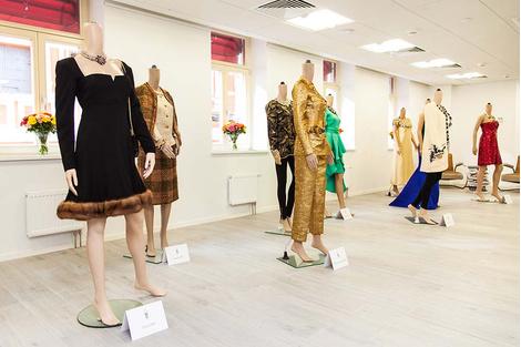 Первая выставка эксклюзивных сумок Hermès и винтажной одежды модных Домов в Москве   галерея [1] фото [1]