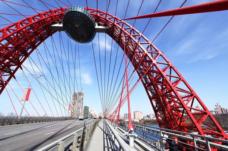 Живописный мост: 8 интересных фактов фото [1]