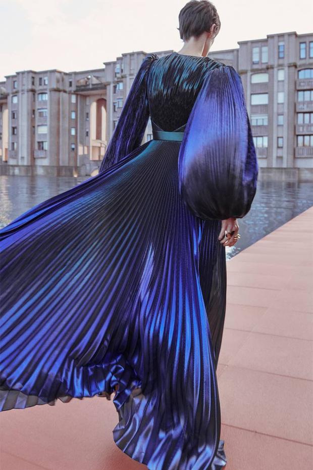 Какая древняя богиня послужила вдохновением для новой коллекции Givenchy? (фото 1)