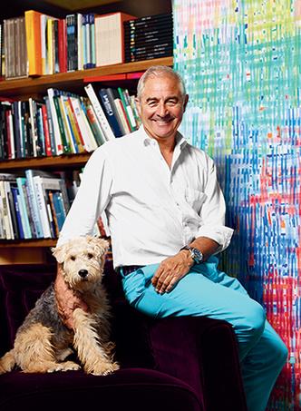 Ромео Соцци, основатель компании Promemoria.