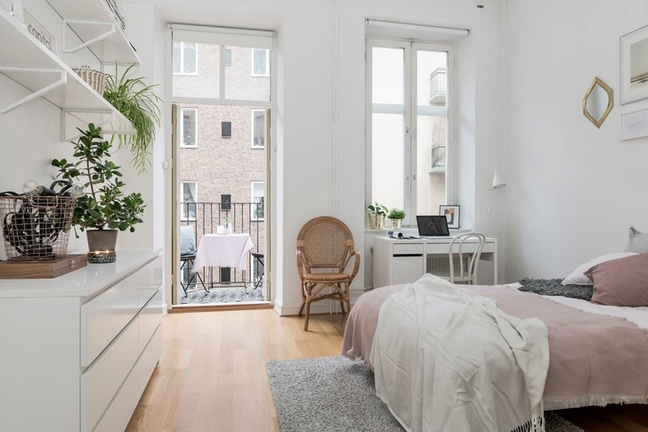 Образцовая скандинавская квартира 140 м² (фото 14)