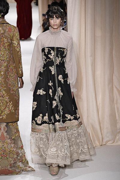 Показ Valentino Haute Couture   галерея [1] фото [12]