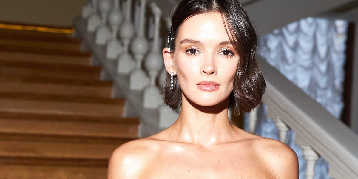 Золотой Голливуд: как повторить макияж Паулины Андреевой