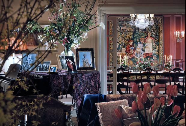 дом Наталии Макаровой, Нью-Йорк, США