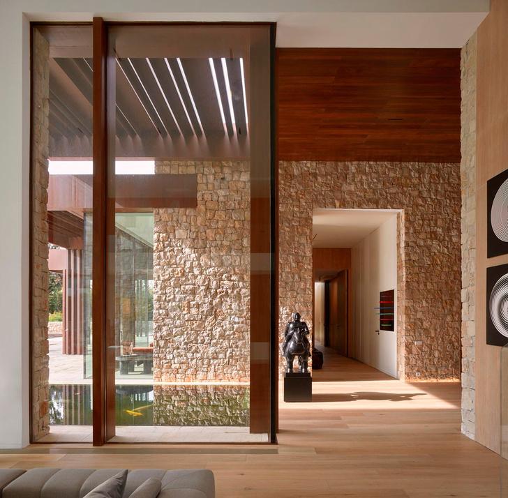 Чистый дзен: проект архитектора Рамона Эстеве в Мадриде (фото 12)