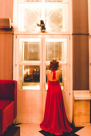 Гости открытия Campari Bar в гостинице «Пекин» (фото 4)