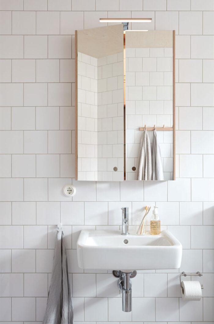 Маленькая ванная: 7 главных правил (фото 21)
