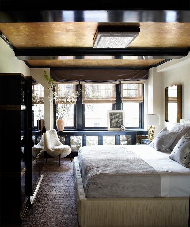 Тайная комната: лучшие спальни в звездных домах (фото 28)