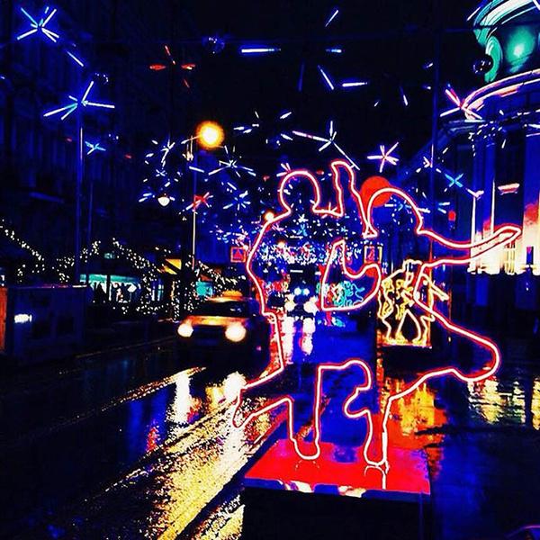 Ночь перед Рождеством: куда идти за новогодним настроением? | галерея [3] фото [3]
