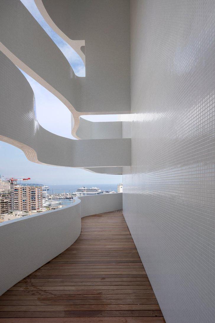 Комплекс Le Stella по проекту Жана-Пьера Лотта в Монако (фото 6)
