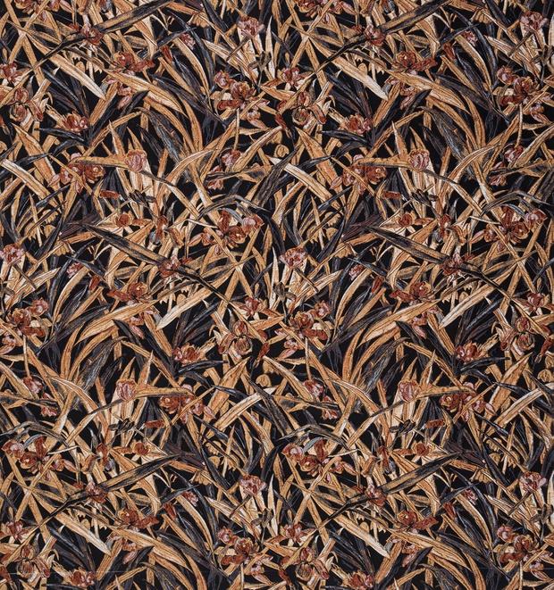 осенние ткани и обои (фото 1)