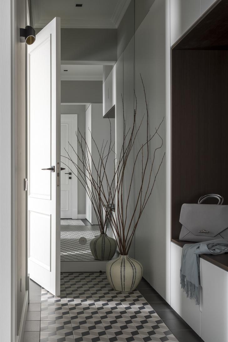 Квартира 53 м²: проект бюро Porte Rouge (фото 19)