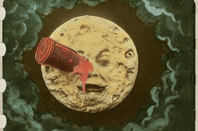«Путешествие на Луну» (Le Voyage dans la lune), 1902
