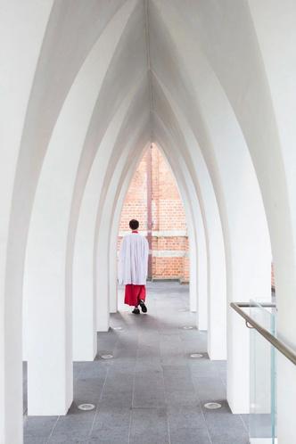 Новая школа церковного хора от Palassis Architects (фото 8.2)