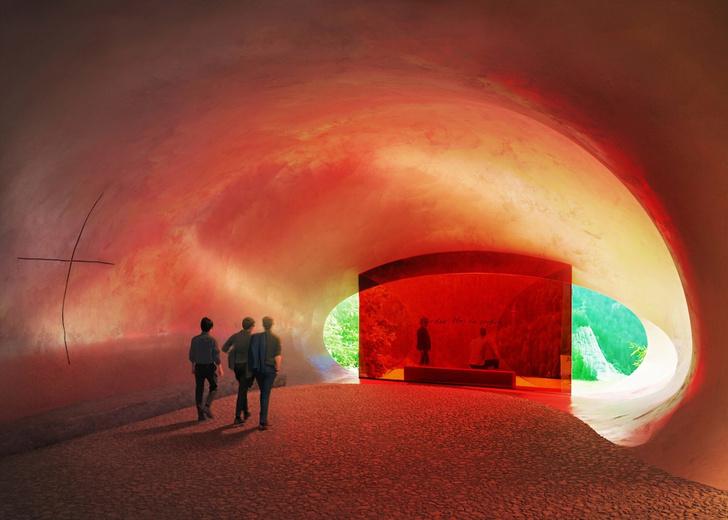 Придорожная часовня по проекту Herzog & de Meuron (фото 6)