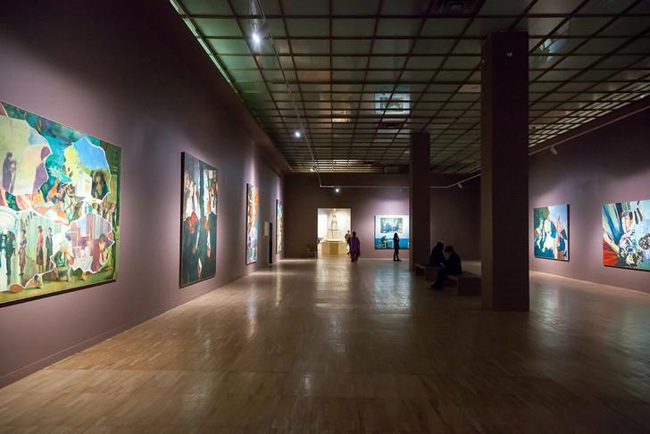 Архитектор Евгений Асс о выставке Кабаковых «В будущее возьмут не всех» (фото 22)