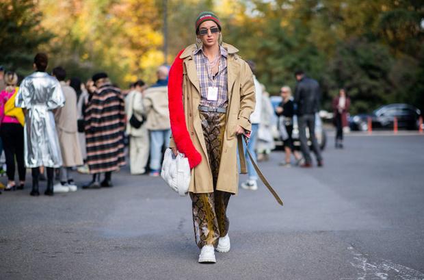 Мы не удержались: 18 стритстайл образов с Недели моды в Тбилиси (фото 10)