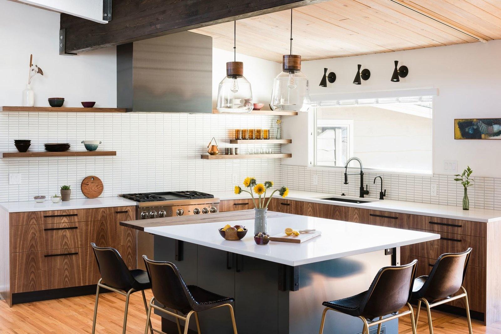 Деревянные кухни (галерея 0, фото 0)