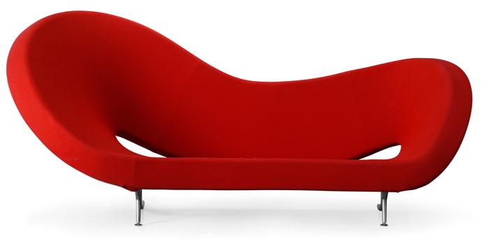 Moroso, Рон Арад, диван, дизайн