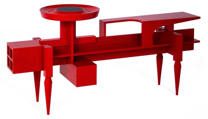 One plus eleven: концептуальная мебель (фото 8)
