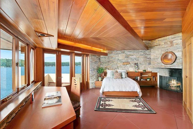 Под Нью-Йорком продается частный остров с домами Фрэнка Ллойда Райта (галерея 7, фото 5)