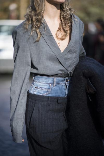 7 модных способов носить деним в этом сезоне (галерея 16, фото 4)
