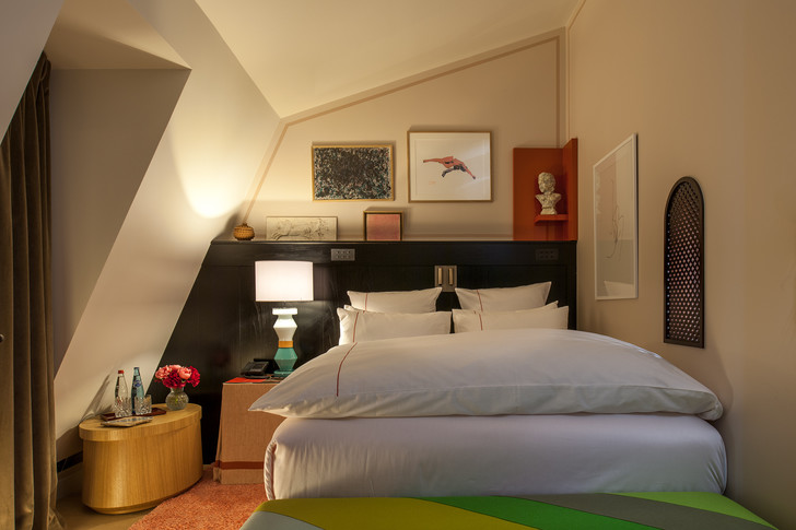 Sinner: новый отель в самом сердце Парижа (фото 11)