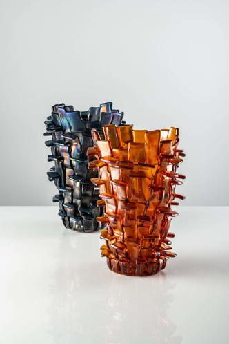 Баланс и хрупкость: вазы и декор Venini в новых оттенках (фото 9.2)