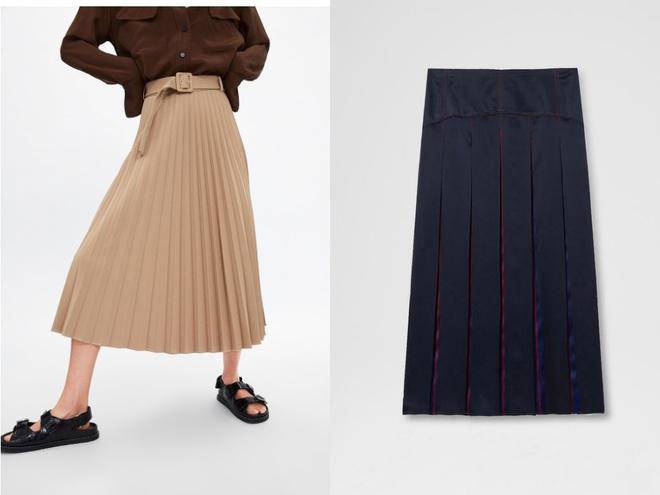 Какую юбку мы будем носить этим летом? Плиссированную! (фото 9)