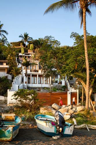 С видом на океан: серферский домик в Мексике (фото 2.2)