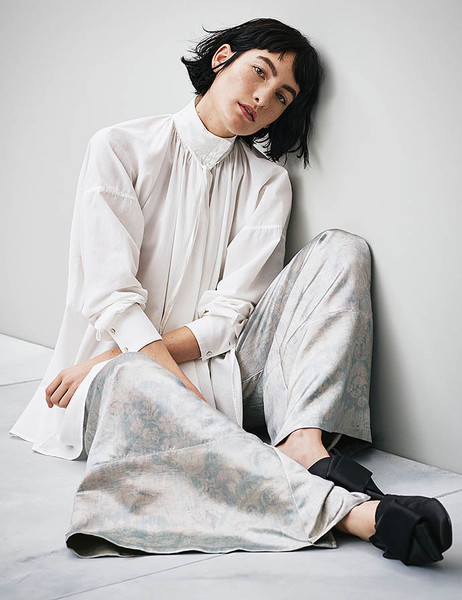 H&M представили новую коллекцию Conscious Exclusive в Париже | галерея [1] фото [7]