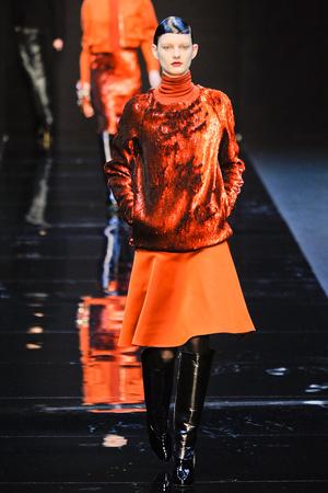 Показы мод Guy Laroche Осень-зима 2012-2013 | Подиум на ELLE - Подиум - фото 1465