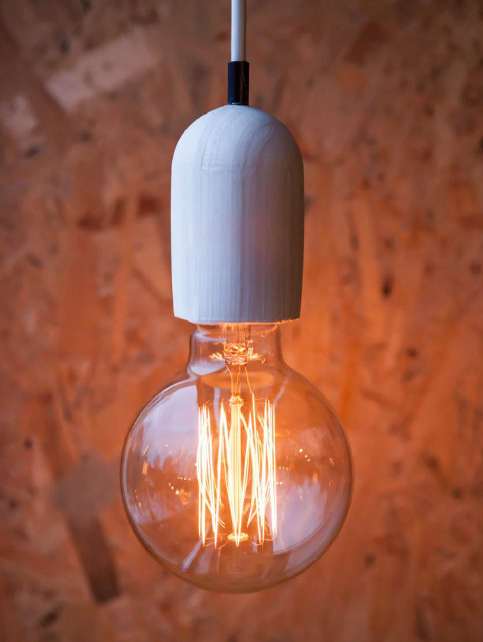 Бетонные светильники | галерея [2] фото [2]
