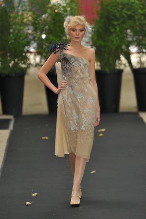 Показы мод On Aura Tout Vu Осень-зима 2009-2010 | Подиум на ELLE - Подиум - фото 3256