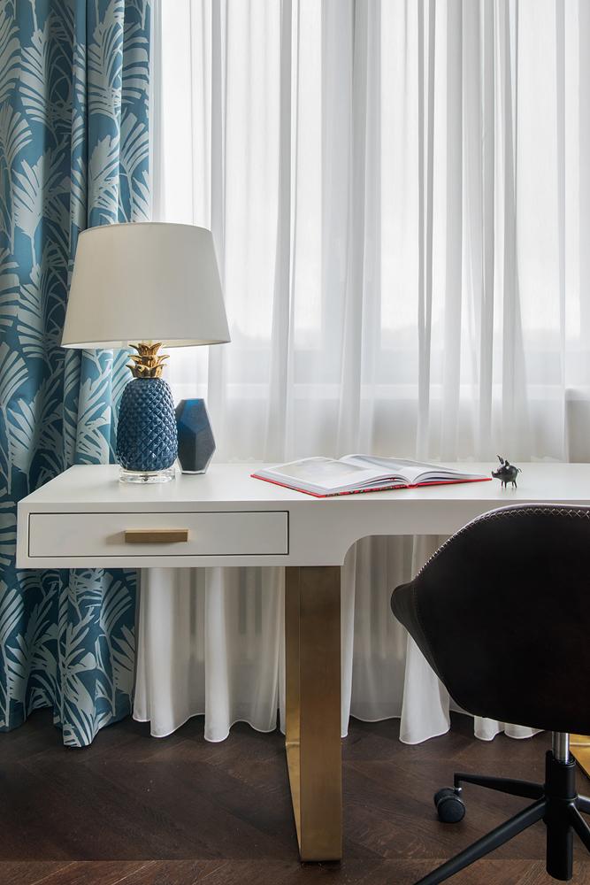 Домашние кабинеты: 30 вариантов оформления (галерея 0, фото 0)