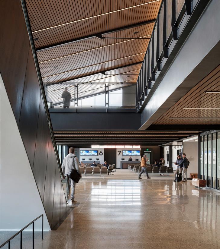 Новый дизайн аэропорта в Колорадо (фото 5)