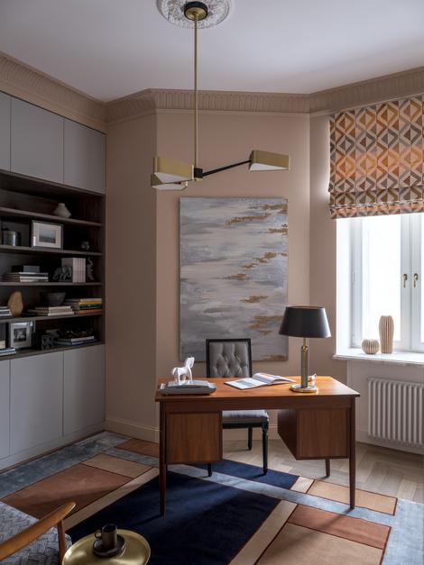 Дом с историей: квартира 107 м² на Сретенке (фото 16)