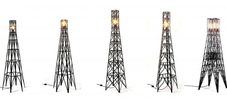 Новая высота. Светильники-башни (фото 0)