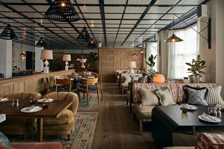 Бутик-отель Soho House в Амстердаме (фото 4)