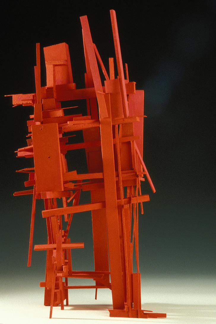 «Красная башня», 1995 год, Егор Кирпичев, 9 лет.