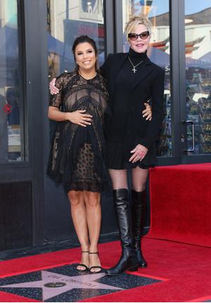 Ева Лонгория получила звезду на голливудской Аллее славы (фото 5.2)