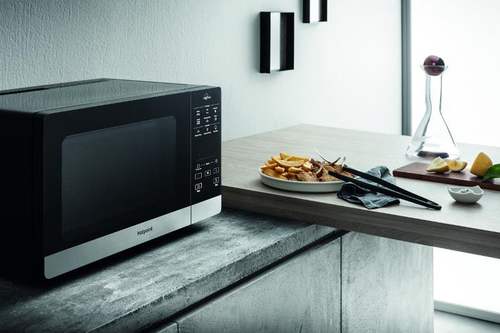 Микроволновая печь Chef Plus от Hotpoint